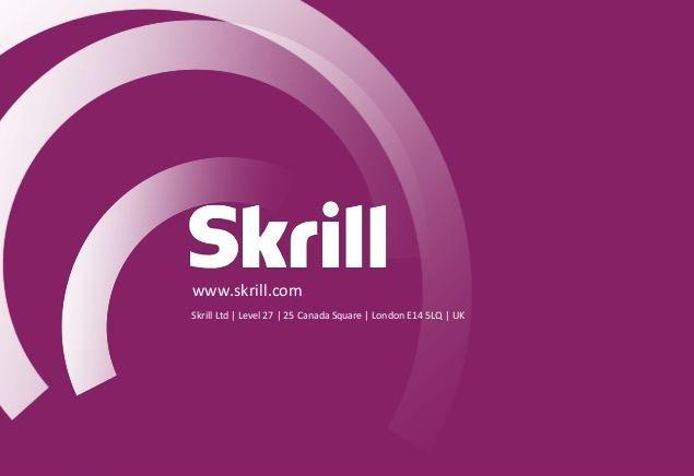 Skrill Account | স্ক্রিল একাউন্ট খোলার সঠিক নিয়ম