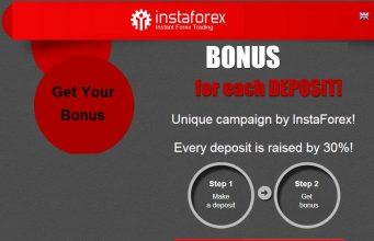 Instaforex Bonus