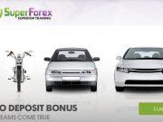 Superforex No Deposit Bonus