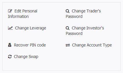 Instaforex Swap Free Account